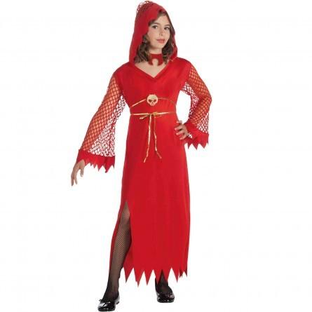R62: Girls Diva Devil Costume