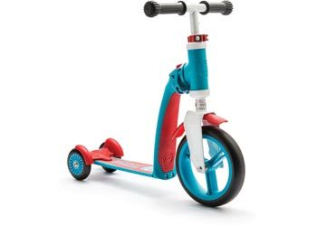 O19: Scoot & Ride – Highwaybaby Plus – Blue
