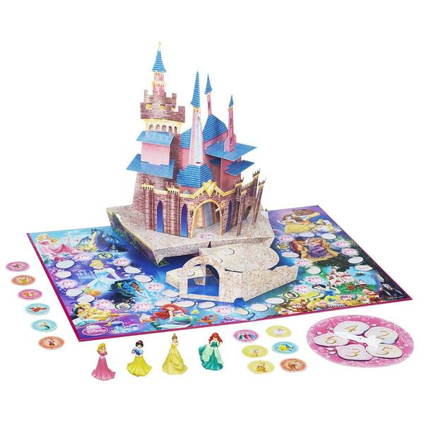 G06:  Disney Princess Pop Up Magic Castle Game