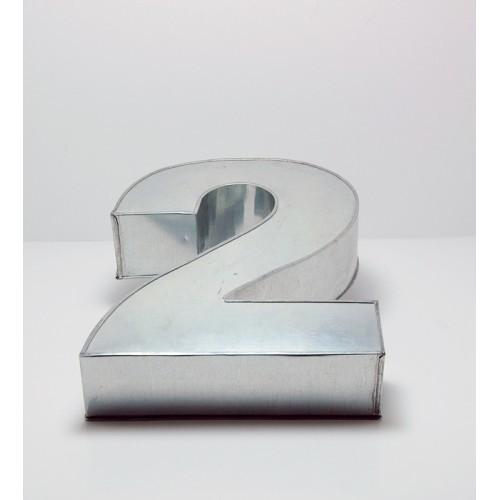 T12: Number 2 Cake Tin