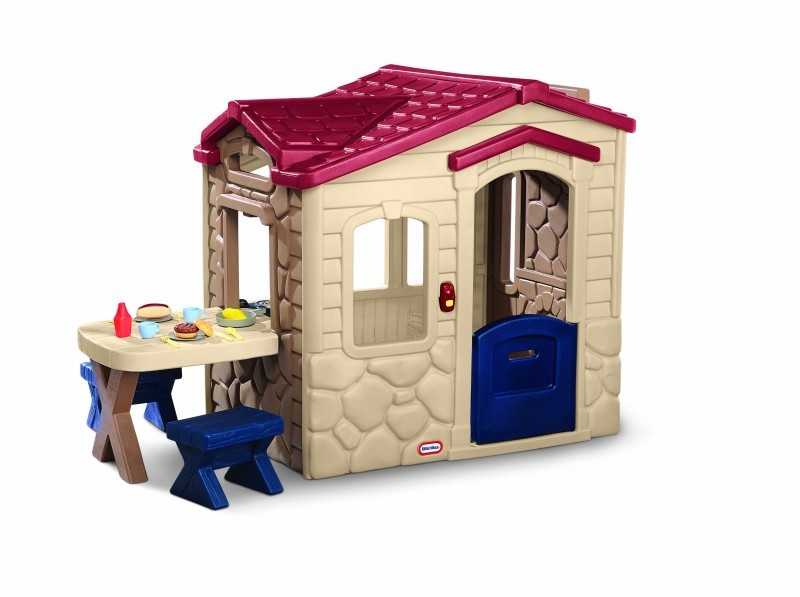 O28: Little Tikes Picnic on the Patio Playhouse