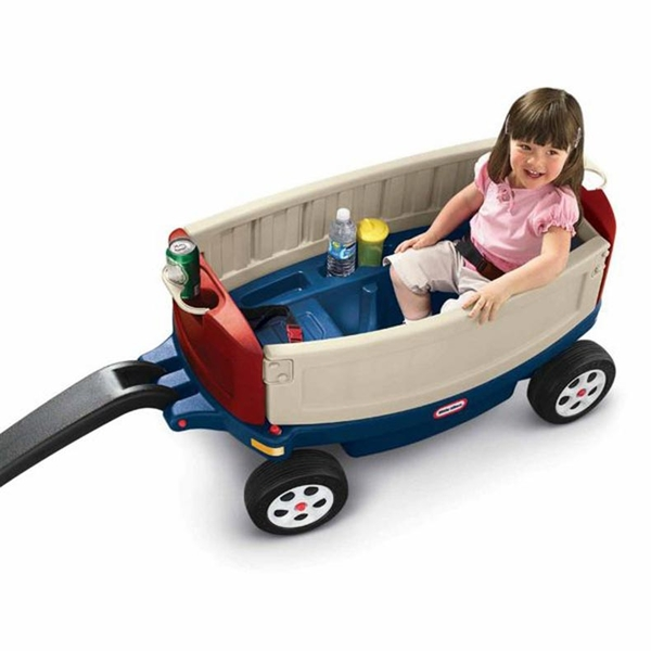 O34: Little Tikes Deluxe Ride & Relax