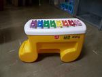 M04: Step 2 Xylophone Yellow