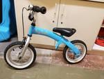 O45: Hipkids Blue Balance Bike