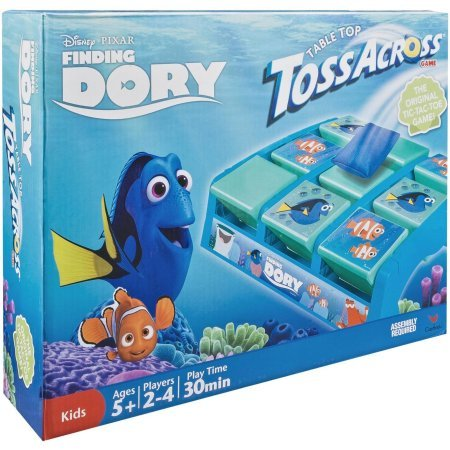 G09: Finding Dory Tabletop Toss Across Game