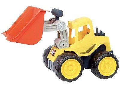 TS10: Little Tikes Dirt Diggers 2-in-1 Haulers Front Loader Bulldozer & Shovel