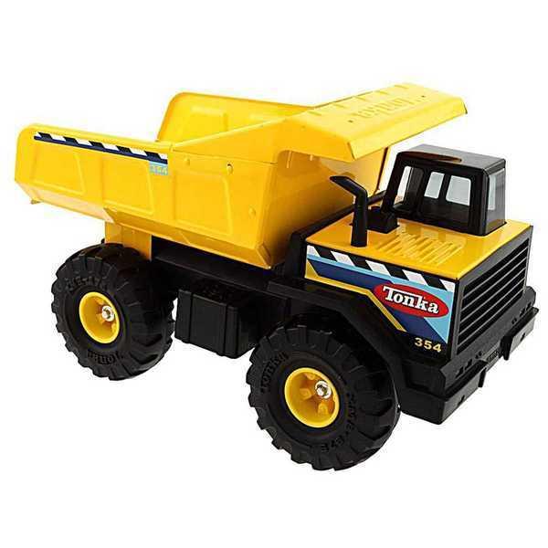 TS17: Tonka Steel Classic Dump Truck