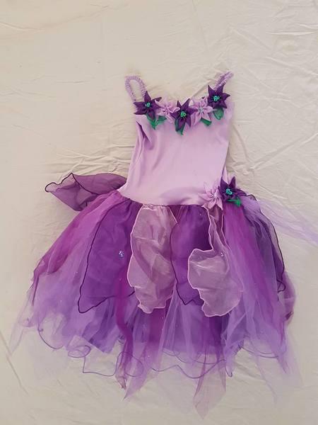 R75: Purple Fairy Dress