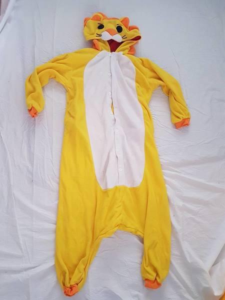 R80: Tiger Costume