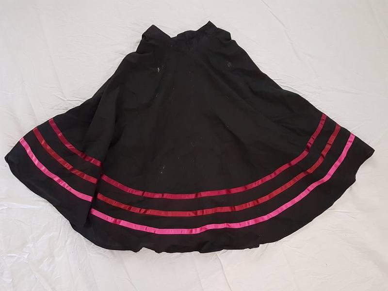 R87: Dance Skirt - Pink