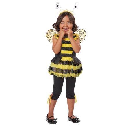 R101: Toddler Buzzin Around Bee Costume