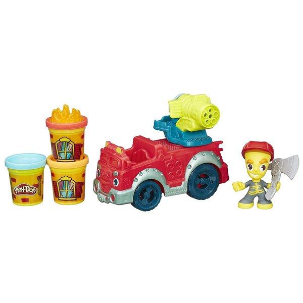 A05: Play-Doh Town Fire Truck