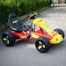 O52: Pedal Go Kart Red