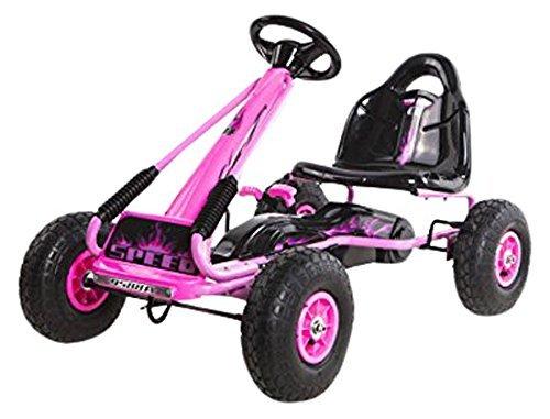 O53: Pedal Go Kart Pink
