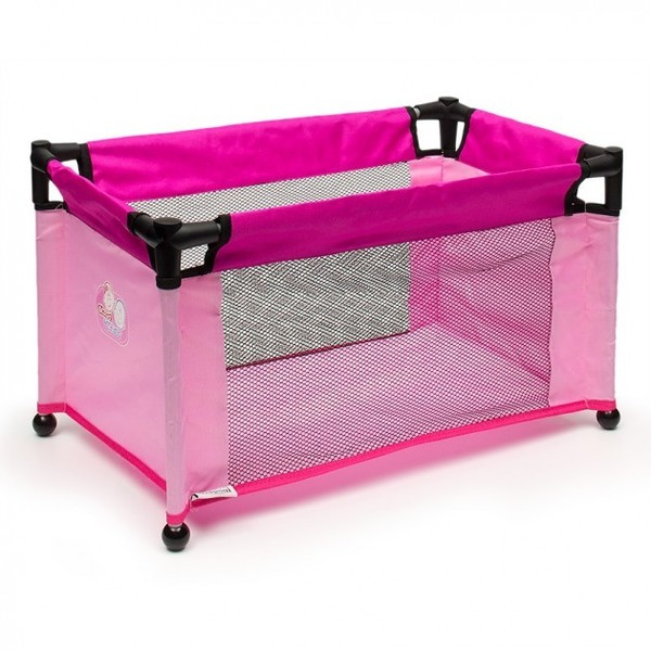 F30: Chica - Portable Cot - Pink