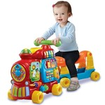 E01: VTech Baby Push & Ride Alphabet Train