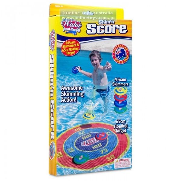 PT04: Wahu - Pool Party - Skim'n Score