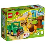 C21: LEGO DUPLO 10802 - Savanna