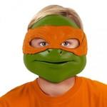 R103: Teenage Mutant Ninja Turtles - Deluxe Mask - Michelangelo