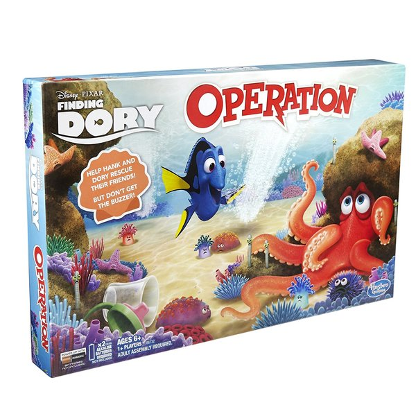 G14: Finding Dory Operation