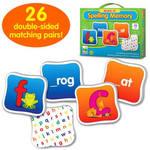 E30: Spelling memory game
