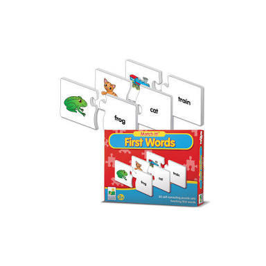 E33: First words matching puzzle set
