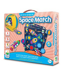 E35: Space math shape matching game