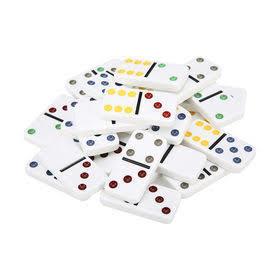 G49: Dominoes set 1/3