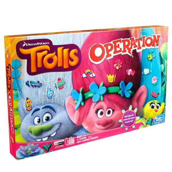 G17: Trolls Operation Board Game