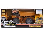 C26: Lenoxx RC 6-Channel Die-Cast Dump Truck Toy