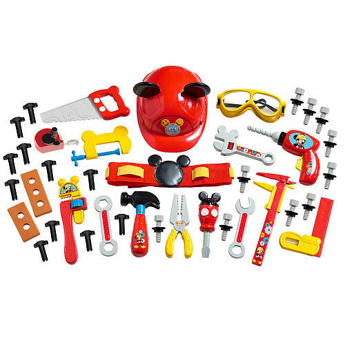 F05: Mickey Mouse Clubhouse Mousekadoer Tool Set