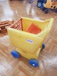 TS35: Little Tikes shopping trolley (PRE17)