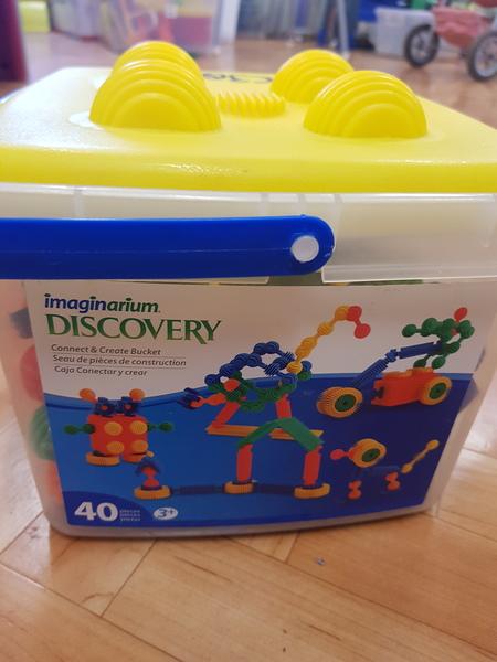 C30: Connect & Create Bucket