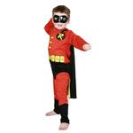 R01: Robin Kids' Character Costume-6-8