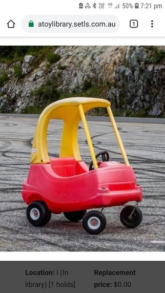 O49: Crazy coupe car