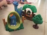 Ts39: Fisherprice Little People Dinosaur
