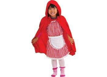 R04: Red Riding Hood Dress Up