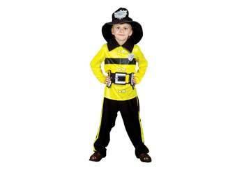 R16: Fire Fighter Dress Up