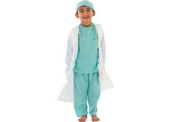 R17: Doctor Dress Up
