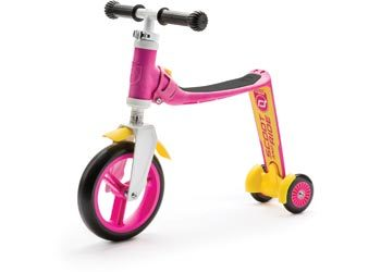 O07: Scoot & Ride – Highwaybaby Plus – Pink