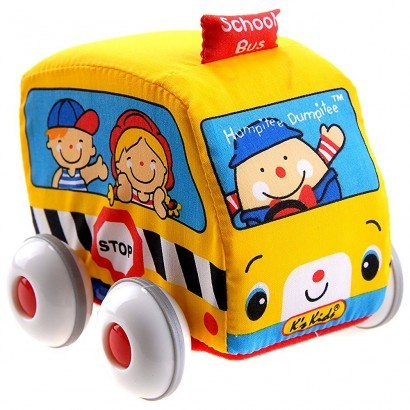 B01: K's Kids – Pull Back Autos