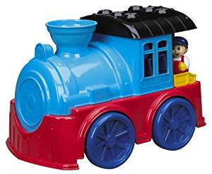 B5406: Mega Blocks Train