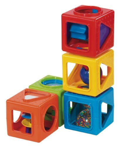 T3119: Stacking Activity Cubes