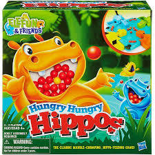 K9687: Hungry, Hungry Hippos Game