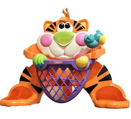 T3314: Tiger Musical Basketball PLUS BAG