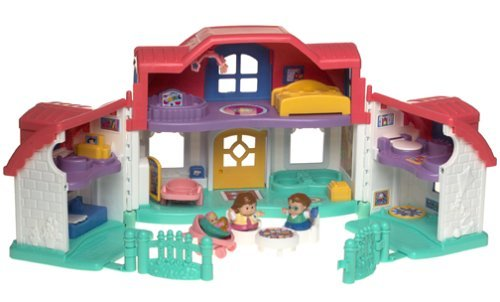 T5111: Fisher Price Sweet Sounds Home