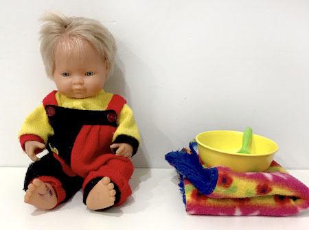 T51111: Boy Doll