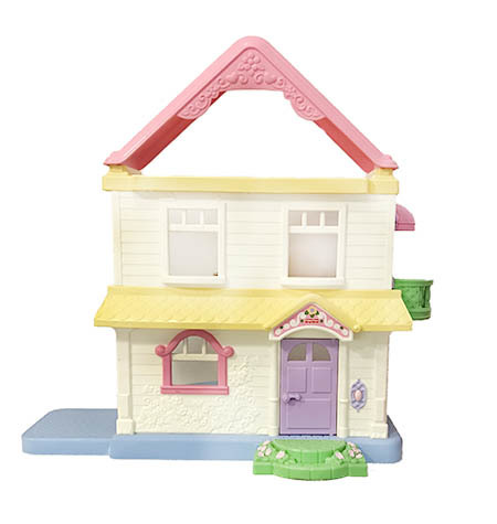T511008: First Doll House PLUS BAG!!