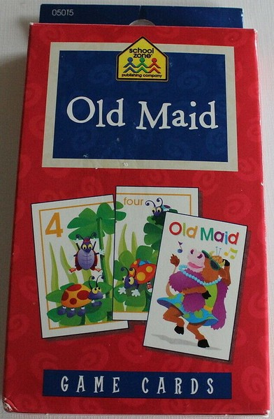 K9401: Old Maid