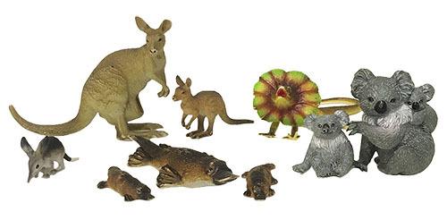 T5526: Australian Animals